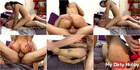 Raquel nouvelle actrice espagnole aime le sexe hard ! partie 3