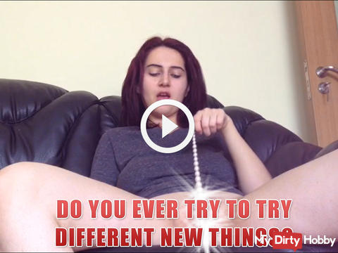 Haben Sie jemals versucht, verschiedene neue Dinge auszuprobieren?