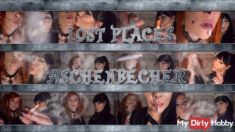 Lost Places - Aschenbecher