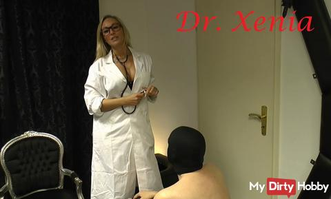 Consultation with Dr. Xenia