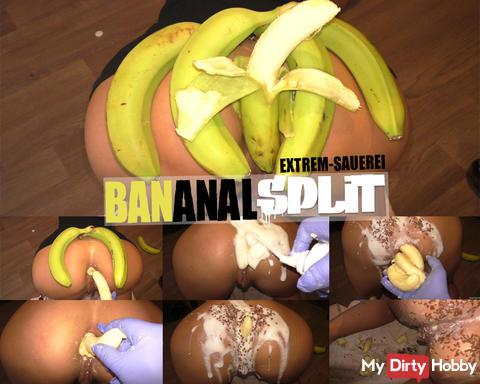Recipes: BANANA SPLIT extreme