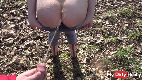 Dirty and wet outdoor 2