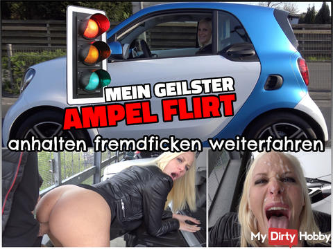 My horny AMPEL FLIRT | To keep sth