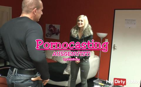 Porno Casting - Exploited!