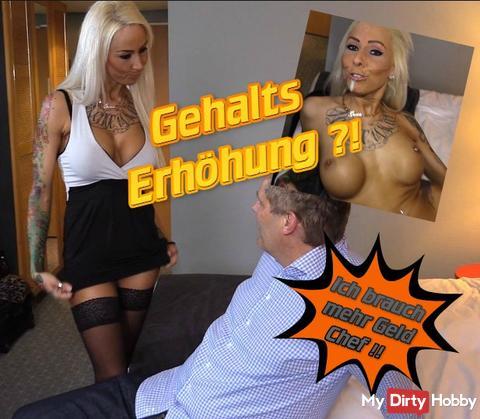 My horny boss ...