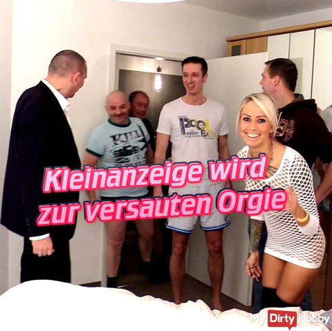 Kinky orgy - Test bed Deluxxe