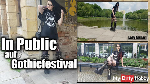 In Public on Gothic Festival