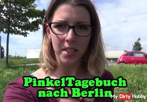PISSDiary to Berlin