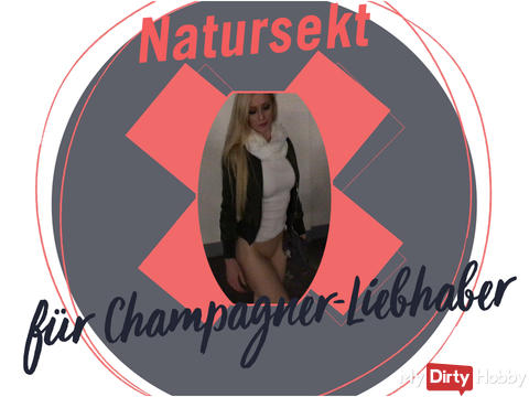 NATURSEKT for champagne lovers | LUCY CAT