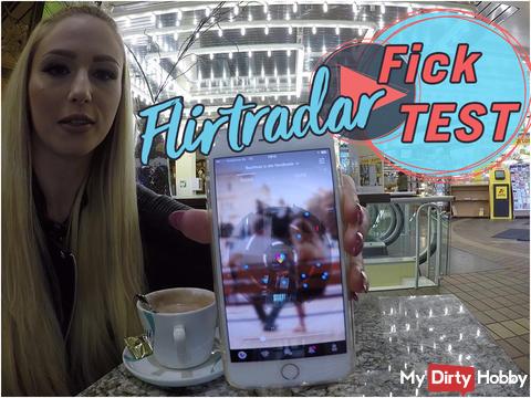 FLIRTRADAR- FICK TEST     | LUCY CAT