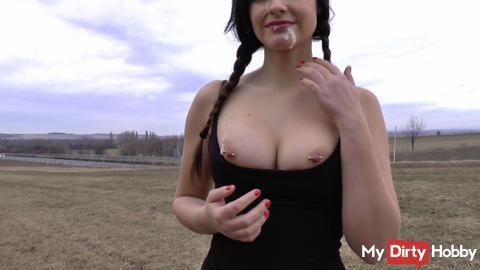 Outdoor-Dreilochfick für Bubi!