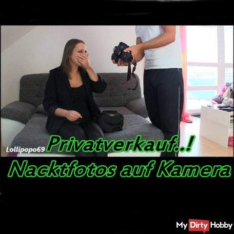 Private sale..! Naked pictures on camera