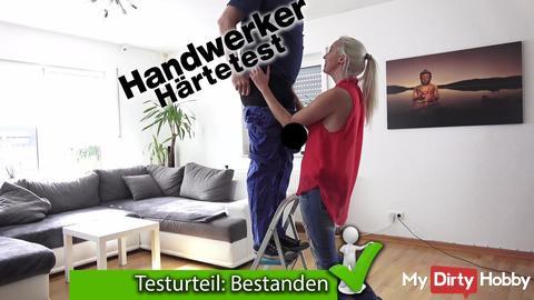 Mein Handwerker Härtetest - Testurteil: Bestanden!