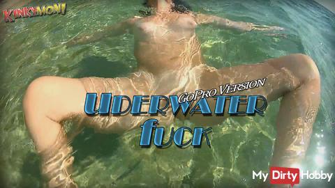 Underwater Fuck GoPro version