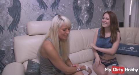 My first meeting with the mega hot MILF Nightkiss66