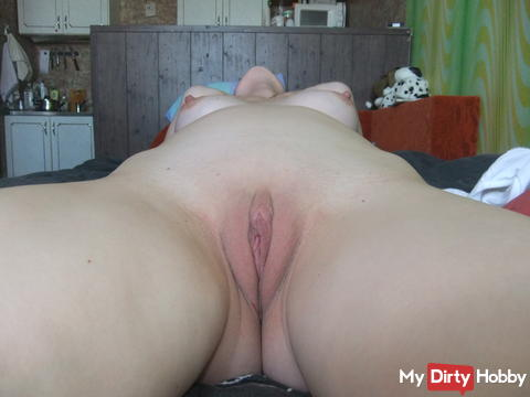 my shaved pussy