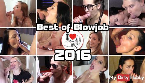 Best of Blowjob 2016