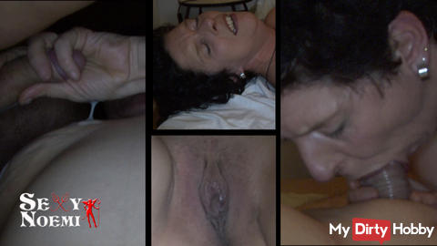 Sexy Noemi - Sex in the neighborhood in Gran Canaria Part 2 Orgasm Time