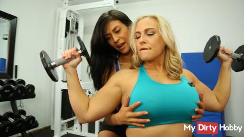 Heather Vahn Horny Gym Encounters