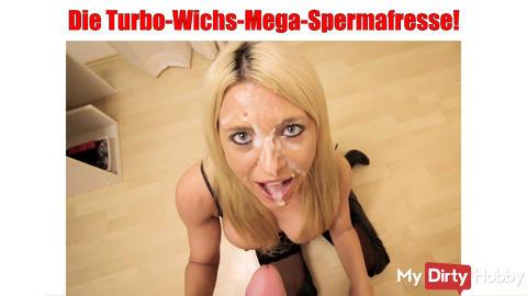 Die Turbo-Wichs-Mega-Spermafresse! (uncut)