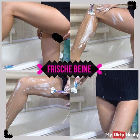 Frische Beine