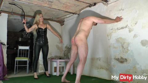 Basement-punishment Part 1