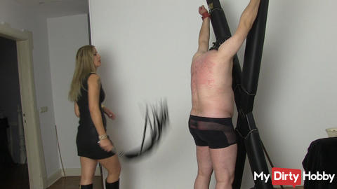 Punishment on the wall