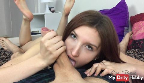 I seduce YOU !!! [Dirty Talk + Hand Job]