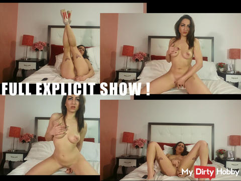 full explicit show !