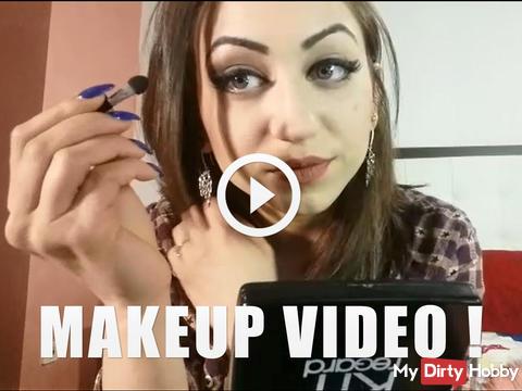 Makeup video !