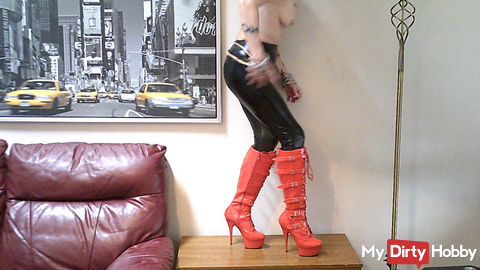 Dance in Your Shiny Latex Pants