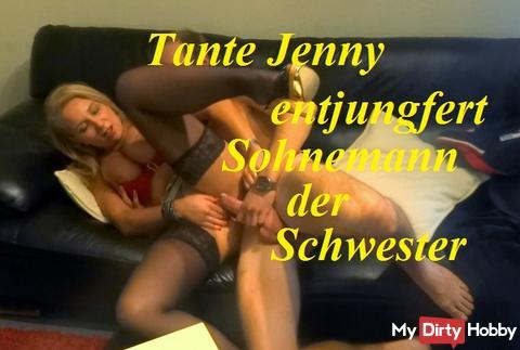 Aunt Jenny deflowered nephew
