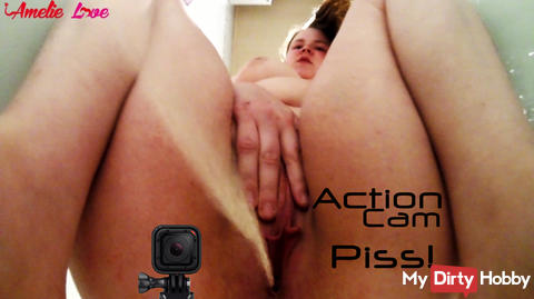 ActionCam Pissing