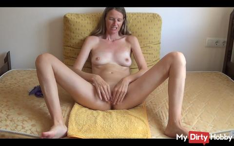 Panties in the pussy !!