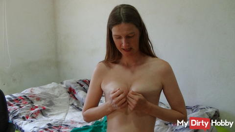Just knead the tits!