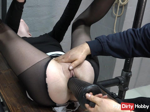 Pussy fisted by Karina - Part 1