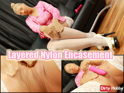 Layered Nylon Encasement