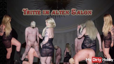 Kicks in the salon