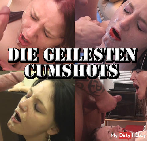 Best of the hottest CUMSHOTS ...