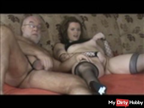 Pussy and hard cock :-)