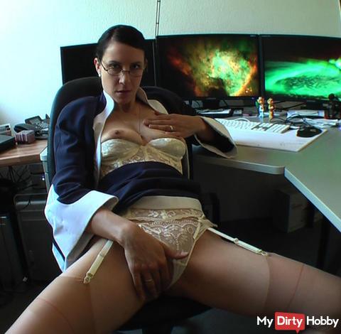 Wix Sekretärin