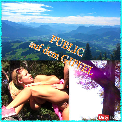 ALPS-NOISE - PUBLIC FICK at lofty heights