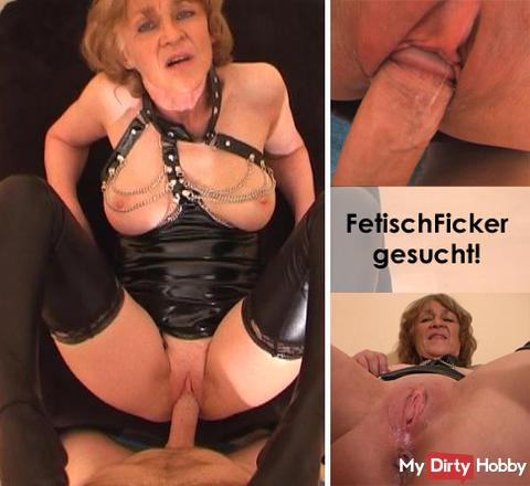 Mature Rita seeks fetish fucker for Realtreff!