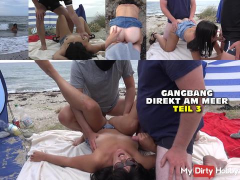 Gangbang oceanfront - Part 3