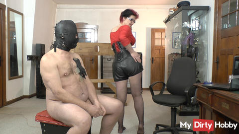 Cam show with guest