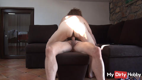 On holiday in the apartment with sunshine pussy lick u. Fuck