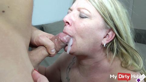 Horny fuck meeting with young users Max! Sperm-finals!