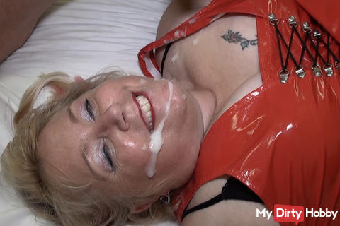 cum on face 1