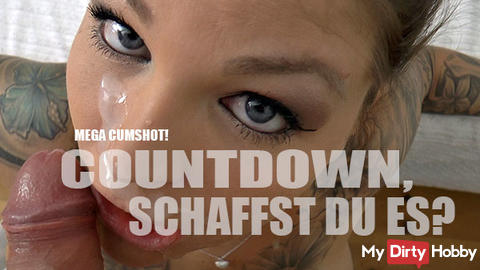 SPRAY COUNTDOWN, you can do it ?!