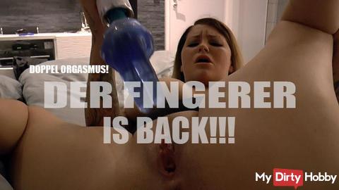 Flinke Finger - Flinke Muschi!